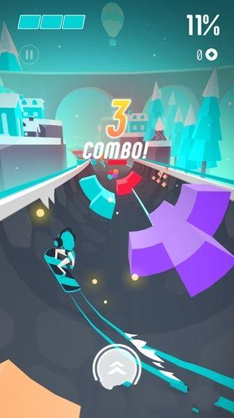 滑板色彩冲浪无限安卓官方版游戏下载图5: