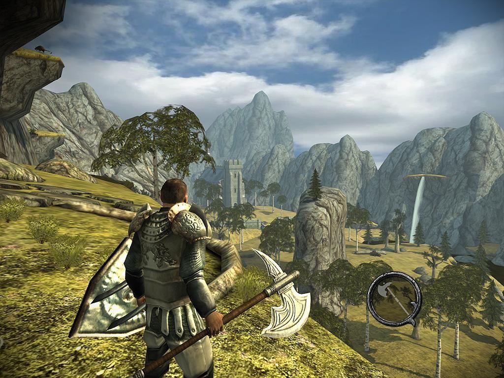 掠夺之剑暗影大陆中文修改版apk游戏下载最新版图3: