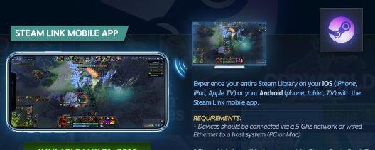 Steam Link mobile官方网站下载正版app地址安装图2: