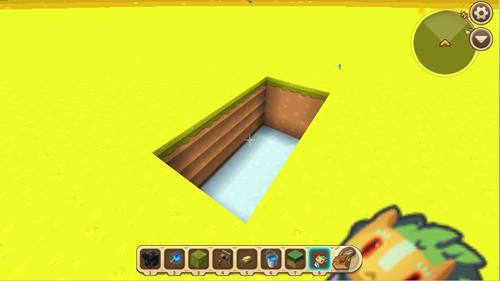 迷你世界转轴方块旋转门制作教程迷你世界转轴方块旋转门怎么做