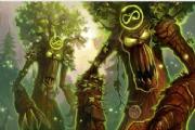炉石传说国王蓝龙德卡组推荐:女巫森林国王蓝龙德对局分享[多图]