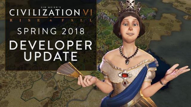 文明6春季更新:新增12个历史性时刻[多图]