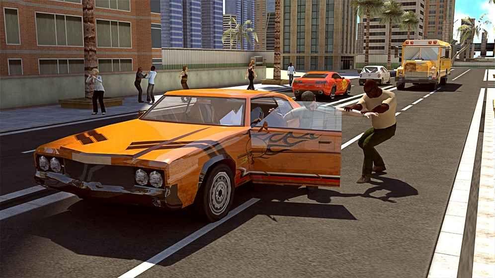 Auto Theft Gang Wars游戏中文汉化版下载图3: