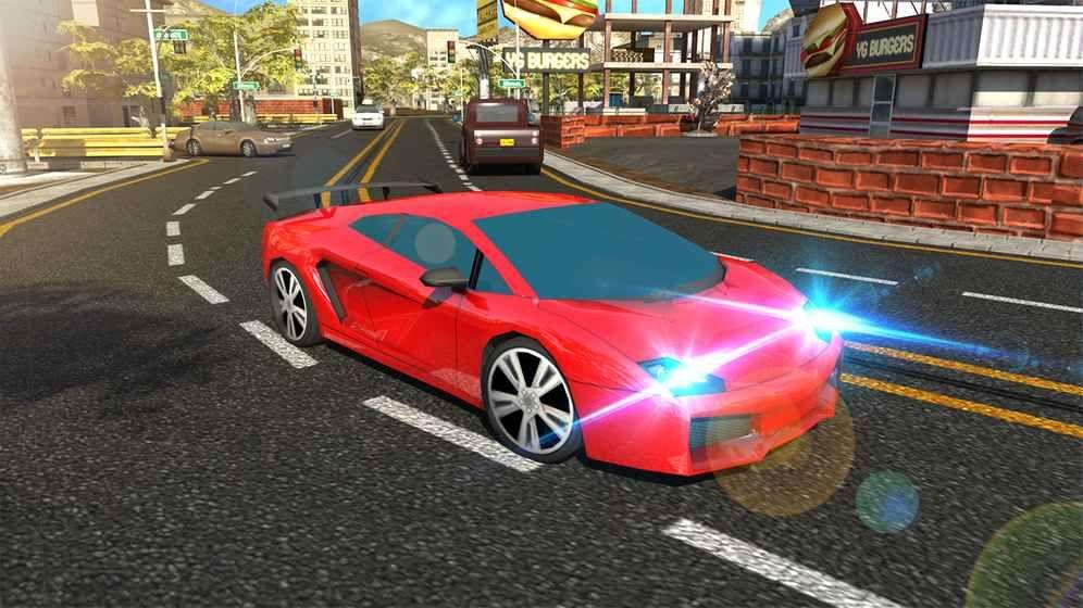 Auto Theft Gang Wars游戏中文汉化版下载图1: