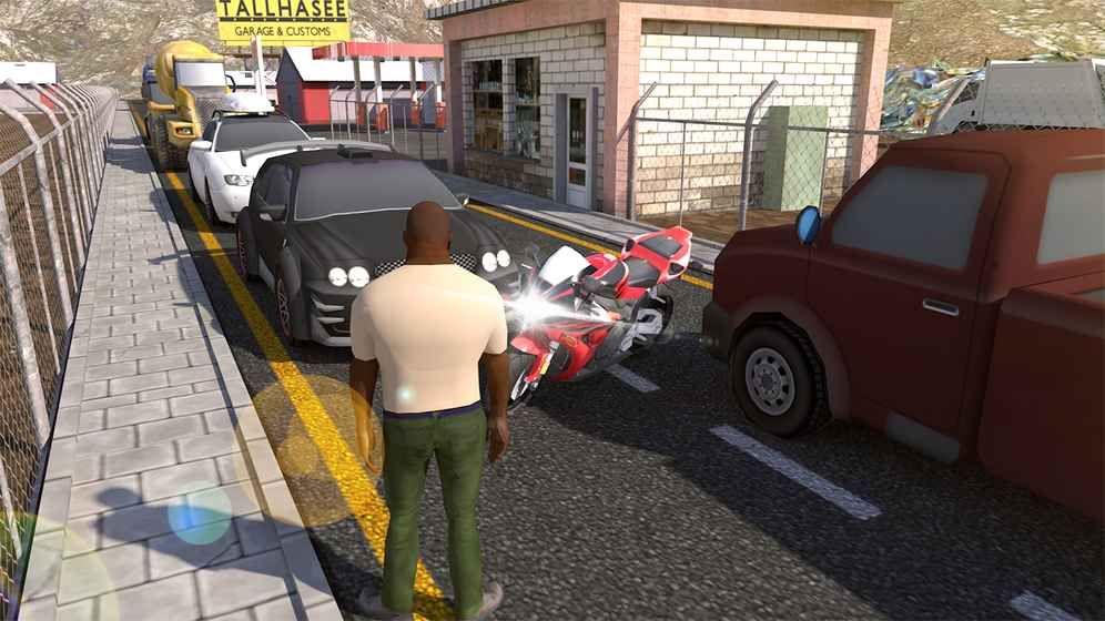 Auto Theft Gang Wars游戏中文汉化版下载图4: