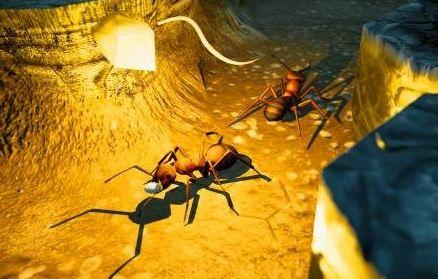 小熙解说模拟地下蚁国手机中文版游戏免费下载图1: