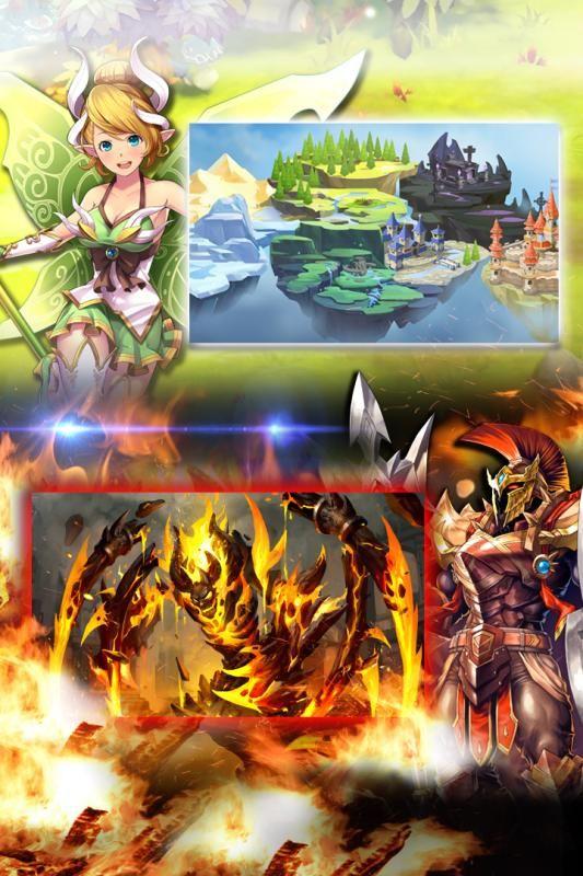 神魔召唤师官方网站下载正式版游戏图3: