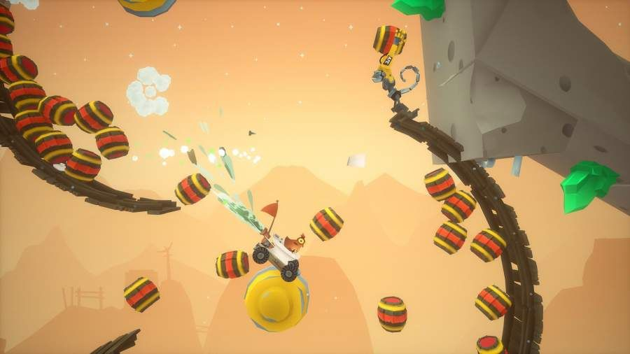 搞笑鸡鸡赛车Animal Super Squad游戏官方下载中文版图4: