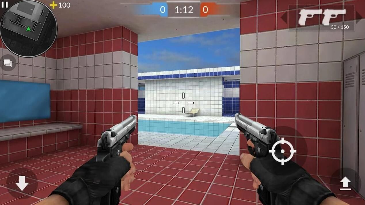 Critical Strike CS游戏官方正版联机版下载图3: