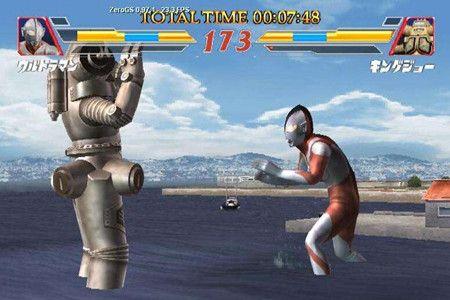 奥特曼格斗进化3下载中文版游戏图2: