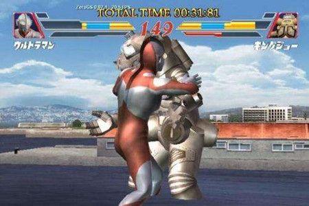 奥特曼格斗进化3下载中文版游戏图4: