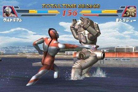 奥特曼格斗进化3下载中文版游戏图1: