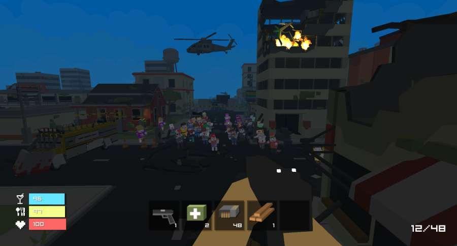 像素战盒僵尸革命安卓官方版游戏图3: