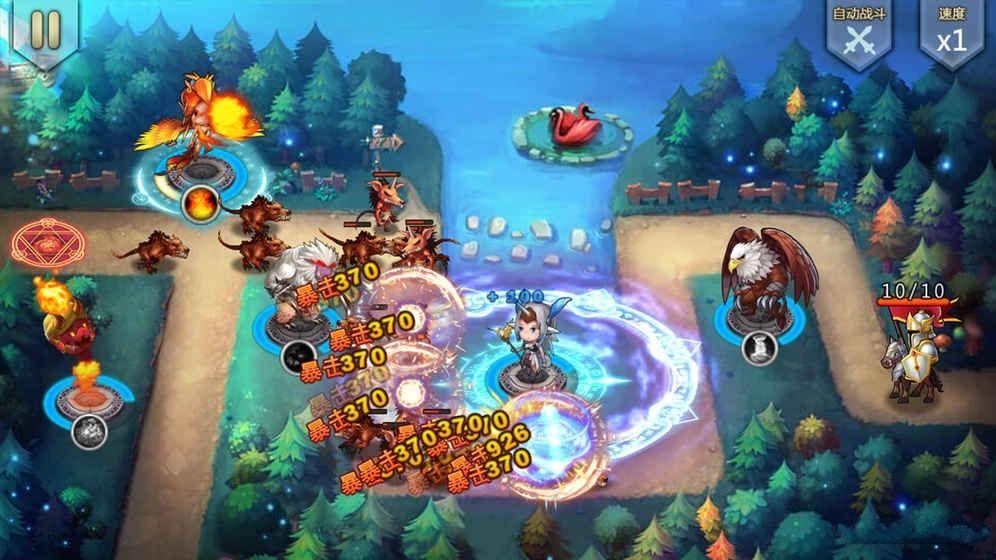 小小战争H5游戏在线玩变态版公益服免费下载图3: