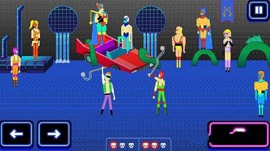 锁链之战安卓官方版游戏图2: