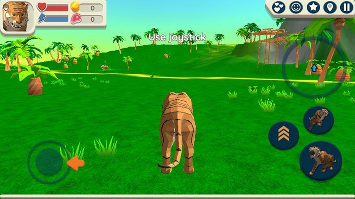 像素老虎模拟安卓中文版游戏图3: