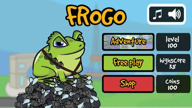 Frogo安卓官方版游戏下载图1: