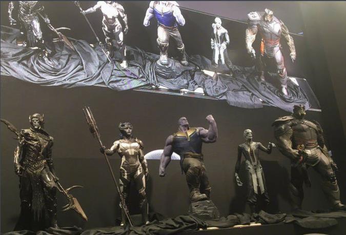 复仇者联盟3游戏官方网站预约测试服图1: