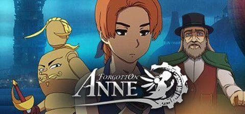 被遗忘的安游戏官网下载安卓版(Forgotton Anne)图1: