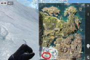 荒野行动新版飓风基地物资曝光:新版飓风基地哪里物资多?[多图]