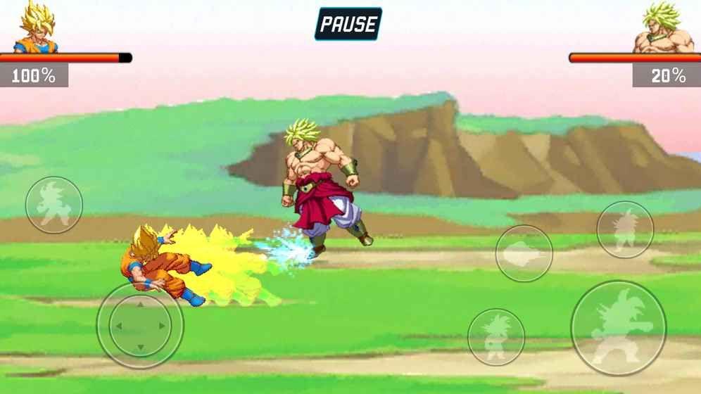 龙珠战士Z中文版最全人物安卓版下载图3: