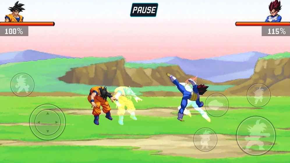 龙珠战士Z中文版最全人物安卓版下载图2: