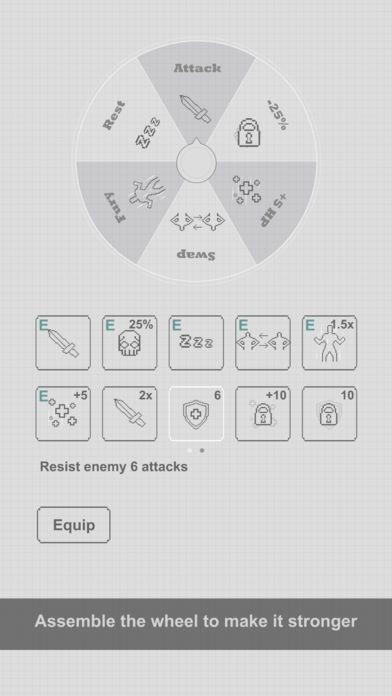 男孩与转盘安卓官方版游戏图2:
