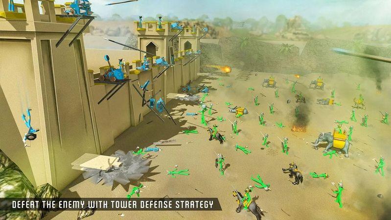 僵尸战斗模拟器最新1.01安卓版游戏下载图3: