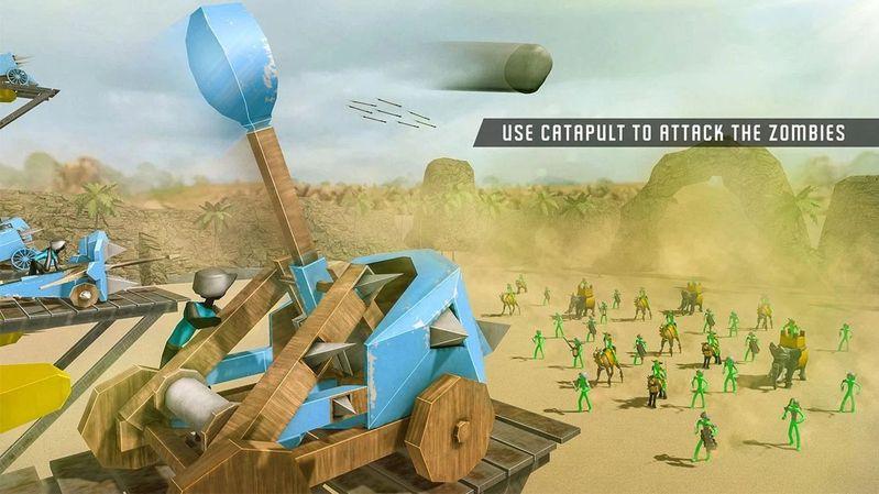 僵尸战斗模拟器最新1.01安卓版游戏下载图2: