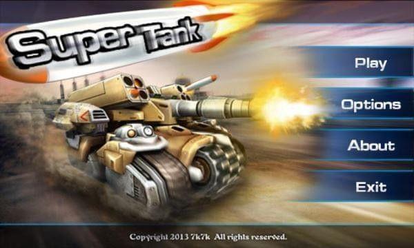 终极坦克3D手机游戏最新正版下载图2: