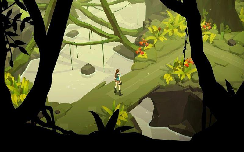 劳拉冒险之旅安卓官网版游戏下载图1: