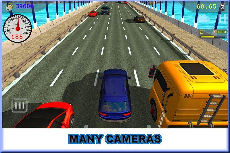 交通赛车豪华车安卓官网版游戏下载图4: