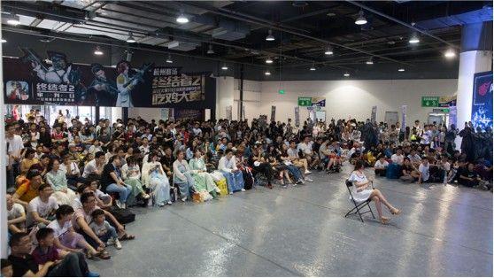 终结者2审判日百人吃鸡赛完美落幕 国际动漫节现场精彩对决[多图]图片3