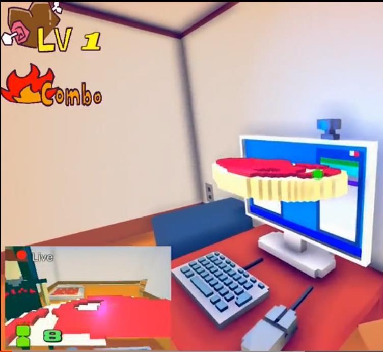 吃播模拟器安卓游戏中文版下载图3:
