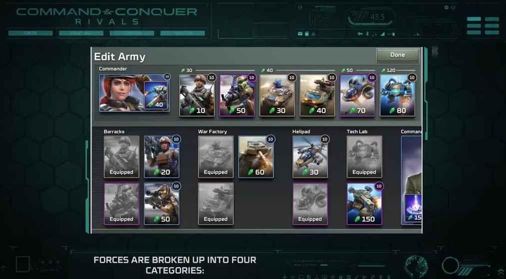 命令与征服冠军对决中文游戏安卓手机版图2: