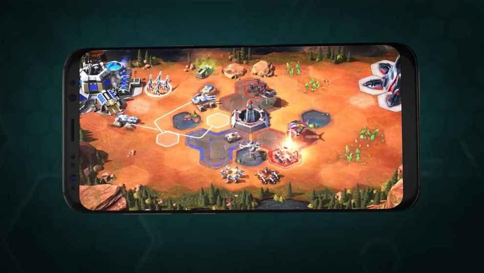 命令与征服冠军对决中文游戏安卓手机版图4: