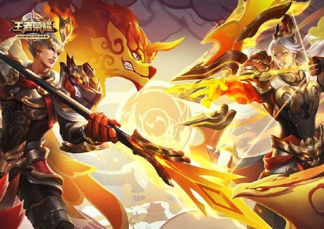 王者荣耀杨戬重做可带宠物作战:永曜之星皮肤自带福利[多图]图片1