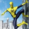 飞行蜘蛛侠2018无限金币版