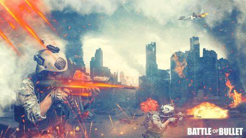 Battle Of Bullet中文游戏安卓版图5: