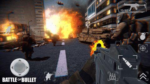 Battle Of Bullet中文游戏安卓版图1: