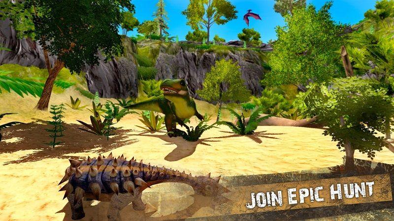 侏罗纪生存诺亚方舟汉化版图2