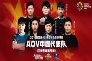 王者荣耀国际版亚运会中国队实力怎么样?中国队队员实力分析[多图]