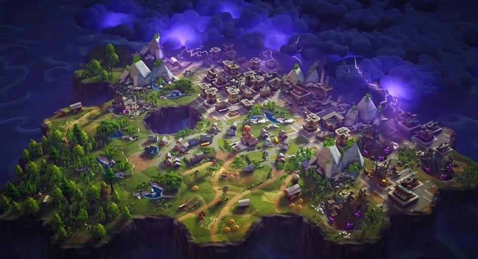 堡垒之夜NS版首日下载超200万!全球1.25亿人都在玩![多图]