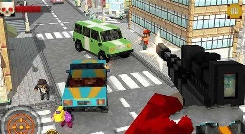 方块狙击手3D手机游戏最新安卓版官方下载地址图2: