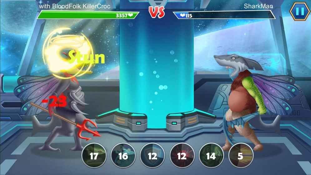 突变格斗安卓官方版游戏(Mutant Battle)图2: