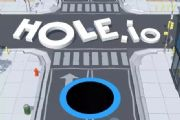 Hole.io成功登顶App Store免费榜:2018年io游戏是否会复燃?[多图]