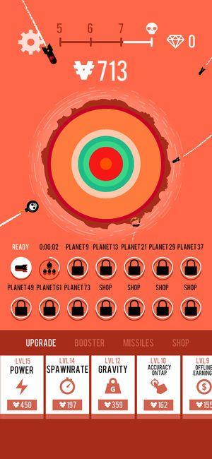 星球轰炸机官方安卓版游戏下载图5: