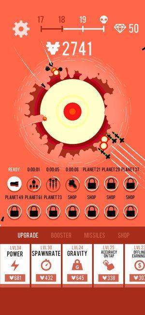 星球轰炸机官方安卓版游戏下载图3:
