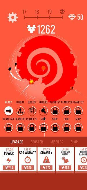 星球轰炸机官方安卓版游戏下载图4: