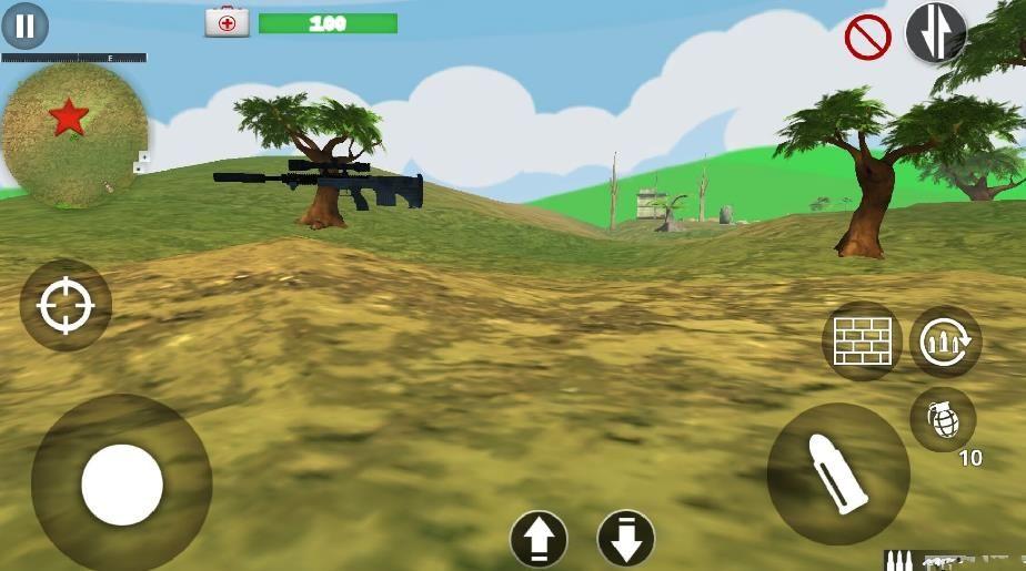 皇家战斗救生艇手机游戏下载正式版图2: